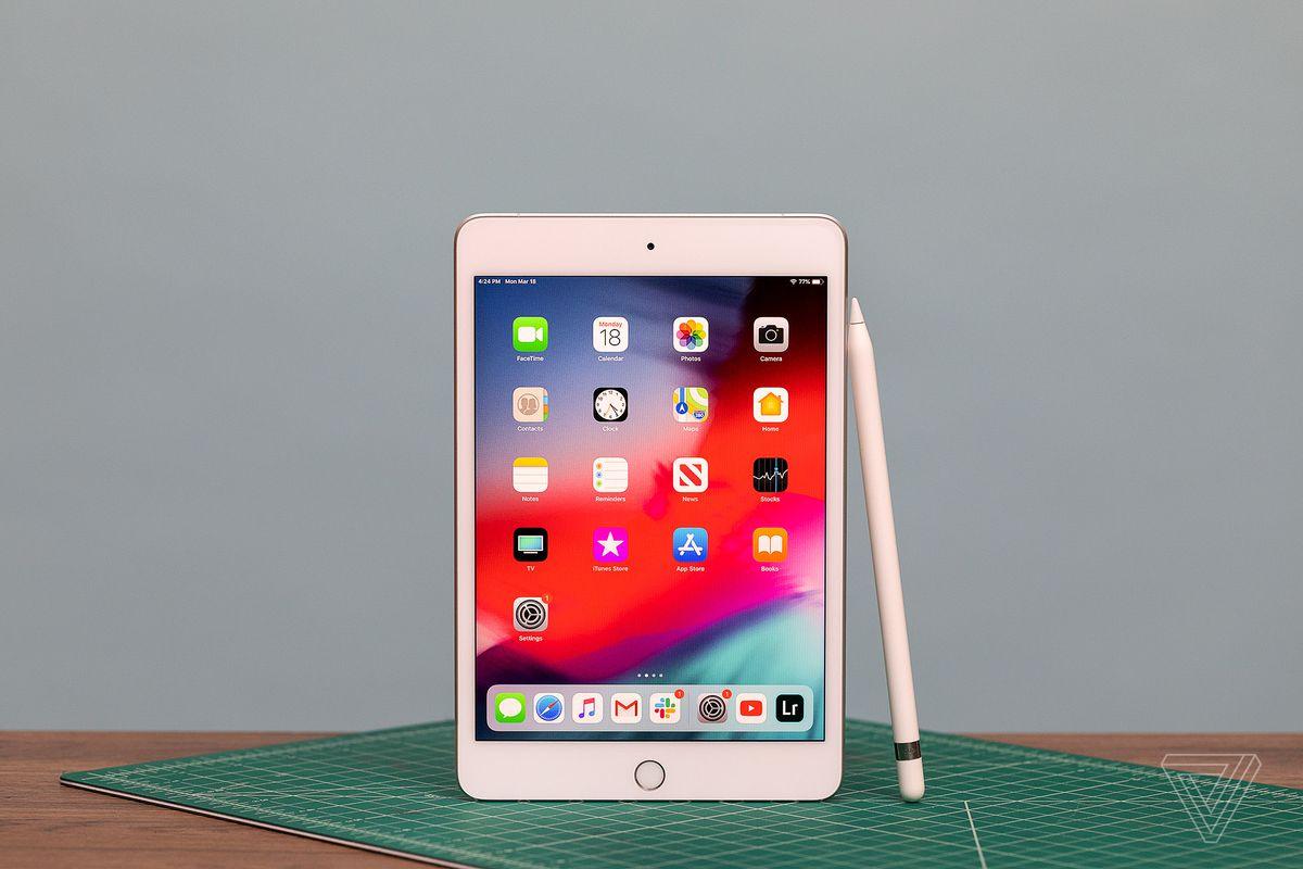 Apple готує радикальний редизайн планшета iPad mini