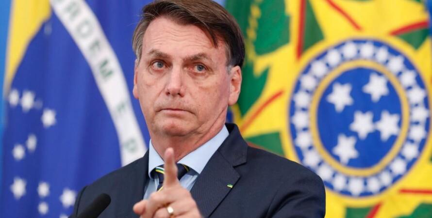 YouTube видалив відео президента Бразилії Болсонару за дезінформацію про коронавірус