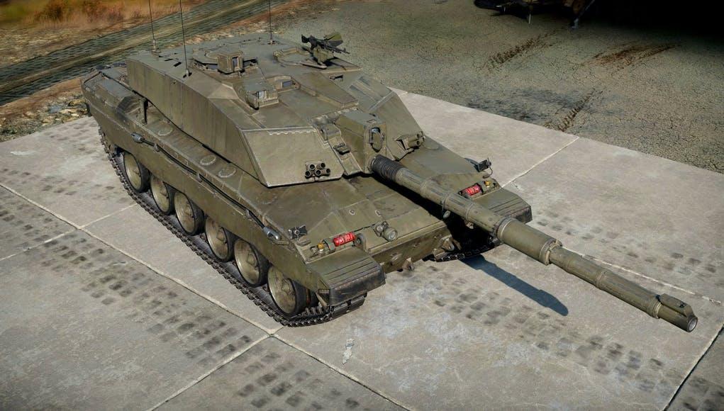 Британський гравець у War Thunder опублікував секретні військові документи, щоб довести свою правоту в суперечці