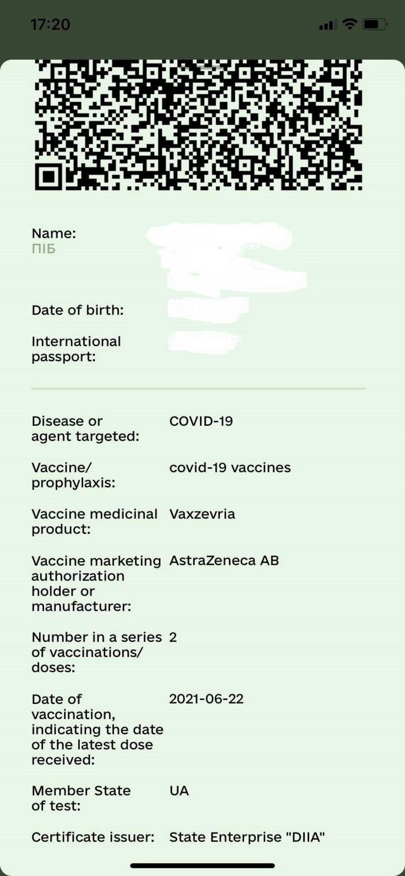 Як отримати COVID-сертифікат та коли з ним можна виїхати за кордон. Розповідаємо докладно