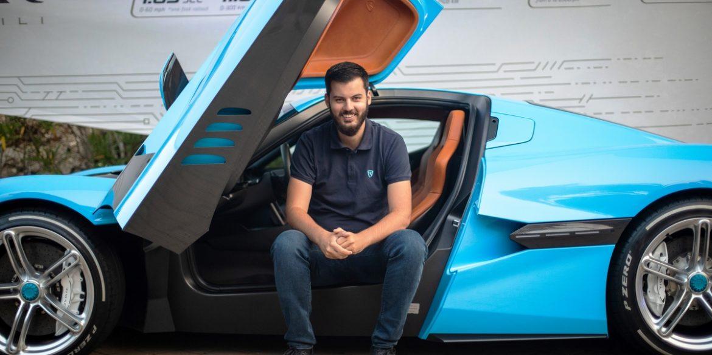 Bugatti об'єднався з хорватським виробником електричних спорткарів Rimac