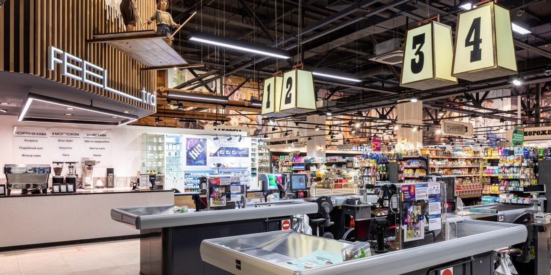 На касах в супермаркетах «Сільпо» та «Фора» тепер можна пред'являти документи в «Дії»