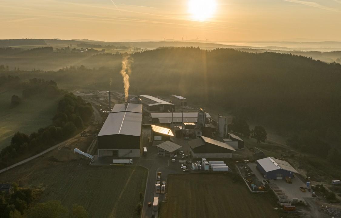 В Германии построят крупнейший завод по производству водорода
