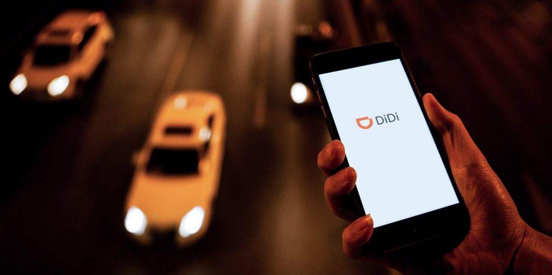 Китайські магазини додатків зобов'язали видалити сервіс таксі Didi