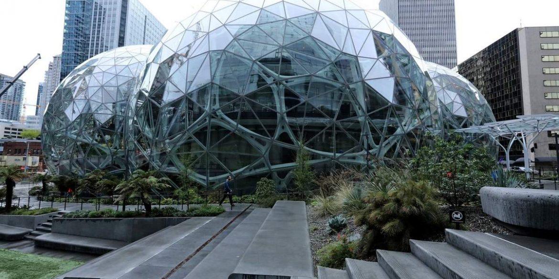 Через спеку Amazon переобладнала частину свого офісу в Сіетлі у центр охолодження