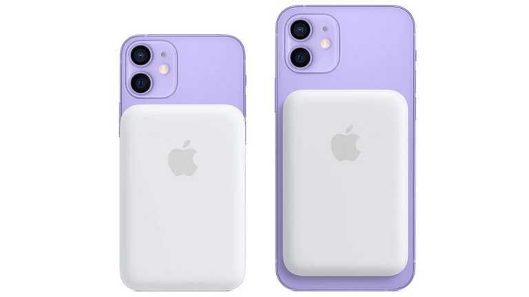 Apple випустила бездротовий зовнішній акумулятор для iPhone 12