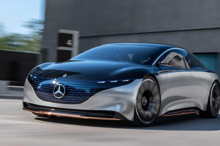 До 2030 року Mercedes-Benz відмовиться від автомобілів з ДВС і перейде на випуск електрокарів