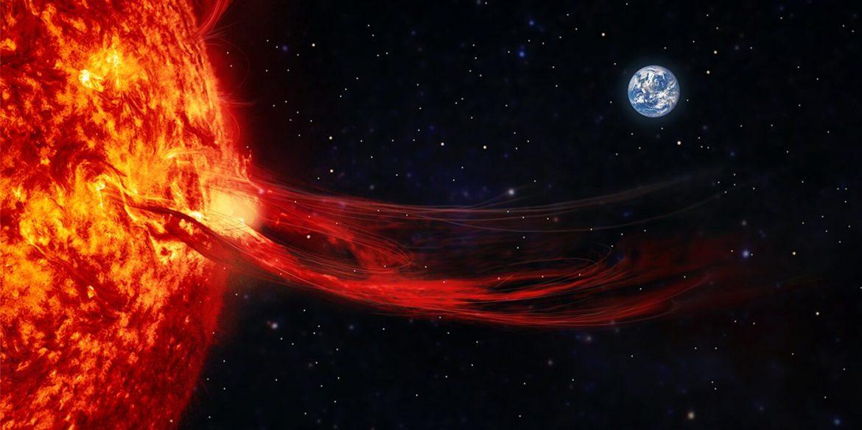 На Землю обрушиться магнітна буря, яка загрожує перешкодами GPS-систем та мобільному зв'язку
