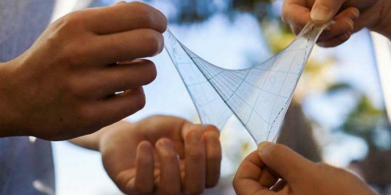 Американські вчені створили дихаючу електронну шкіру, що пропускає піт