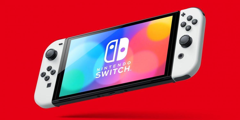 Nintendo представила оновлену консоль Switch з OLED-екраном