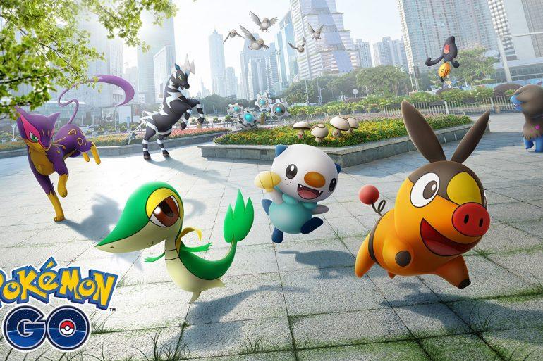 Pokémon GO принесла творцям понад $5 млрд за 5 років