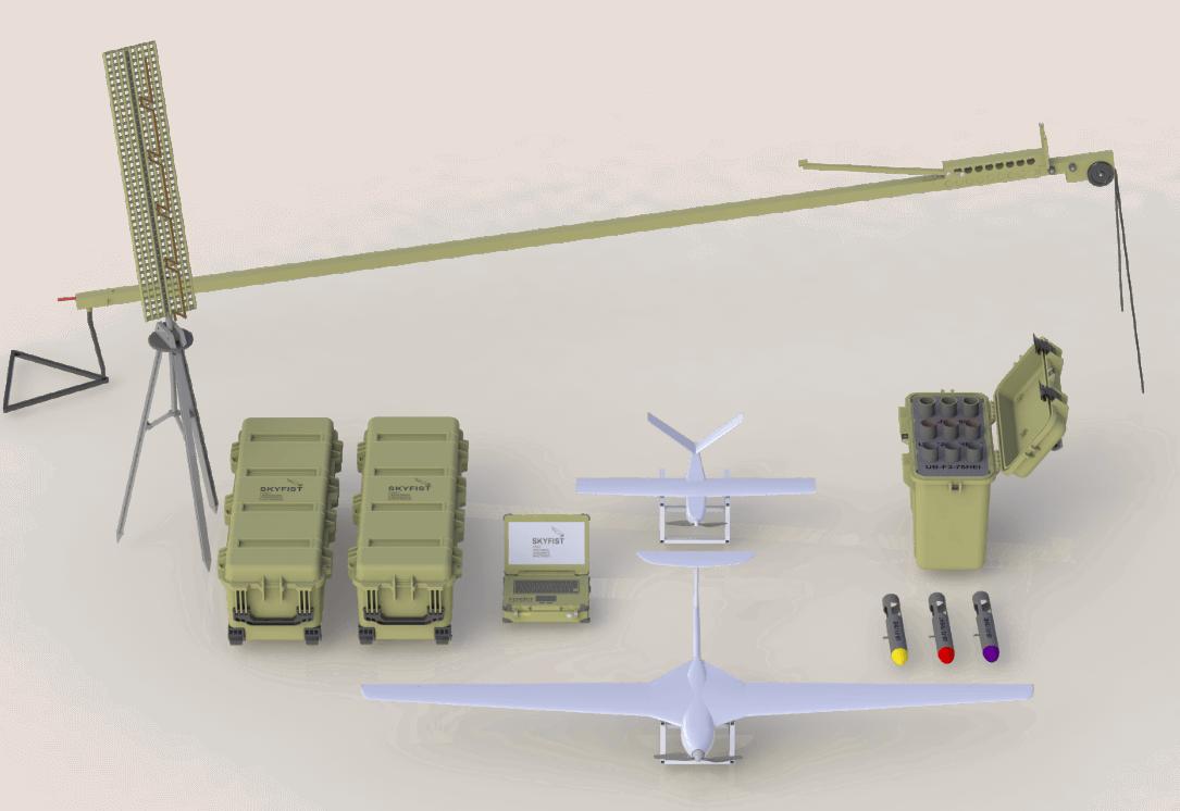 Український стартап розробив серію ударних дронів. Відео