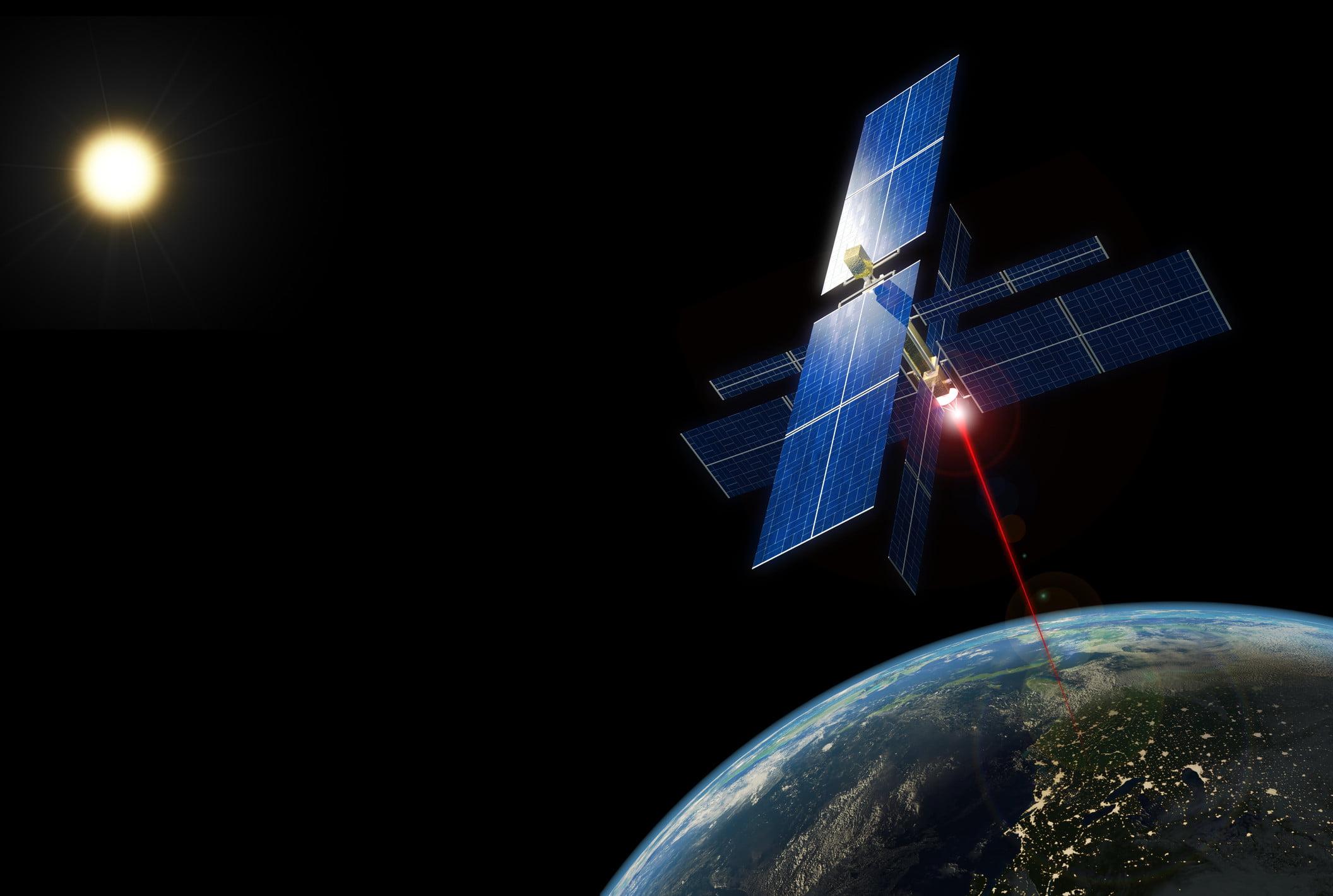 Китайцы построят первую солнечную электростанцию на орбите. Когда она заработает