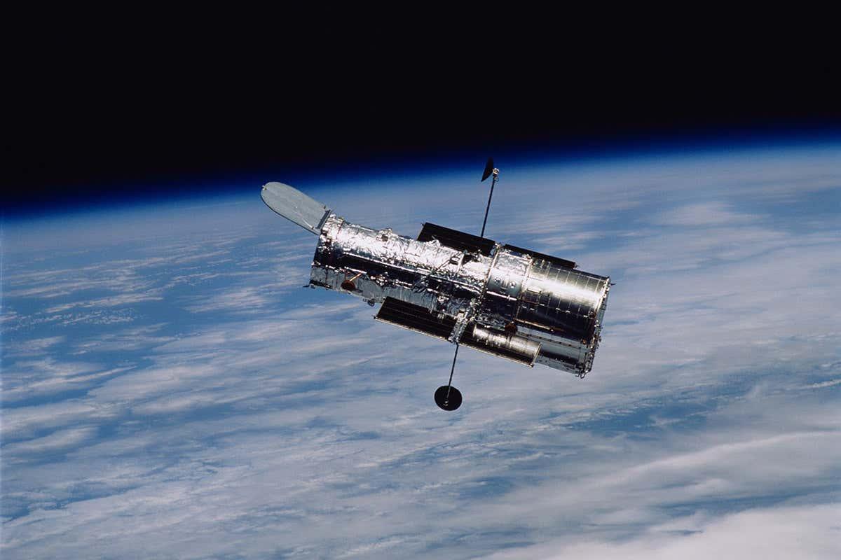 NASA выяснило, почему сломался телескоп Hubble