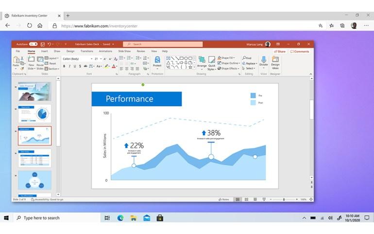 Microsoft презентувала хмарну операційну систему Windows 365. Як вона виглядає