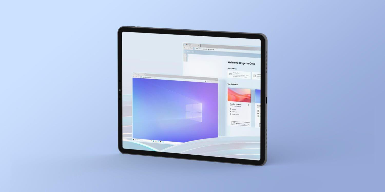 Microsoft представила облачную операционную систему Windows 365. Как она выглядит