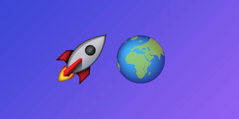 Ілон Маск показав прототип ракети Super Heavy на пусковому майданчику