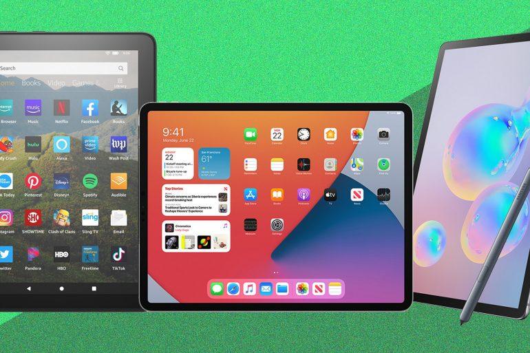 Кто лидирует на мировом рынке планшетов: ТОП-5 производителей
