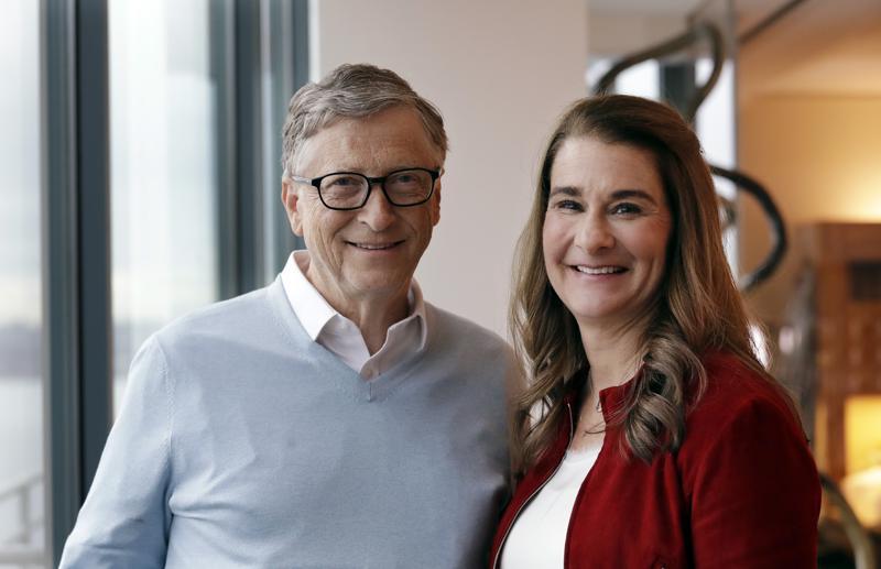 Білл Гейтс після розлучення опустився у рейтингу найбагатших людей планети