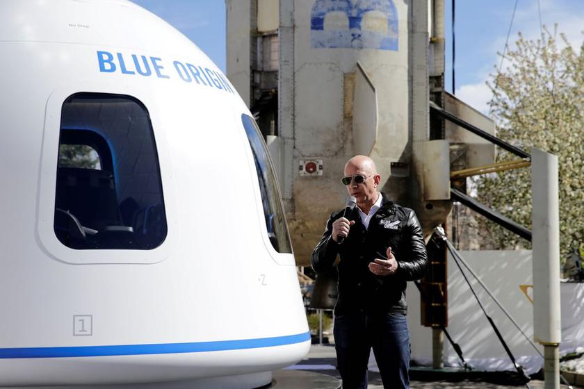 Blue Origin Джеффа Безоса подала в суд на NASA через контракт з SpaceX