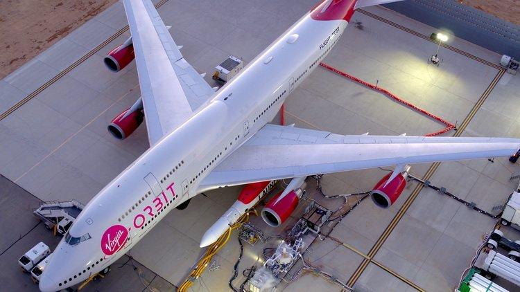 Річард Бренсон виведе на біржу свою компанію Virgin Orbit
