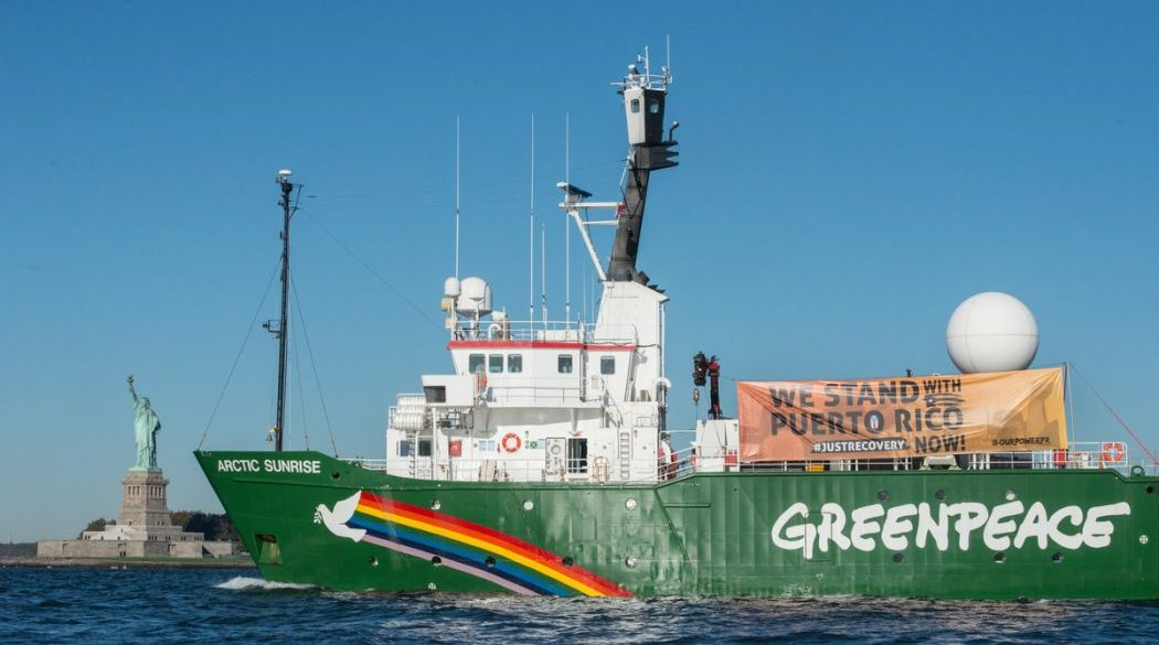 Через глобальне потепління тихоокеанські країни можуть піти під воду, - Greenpeace