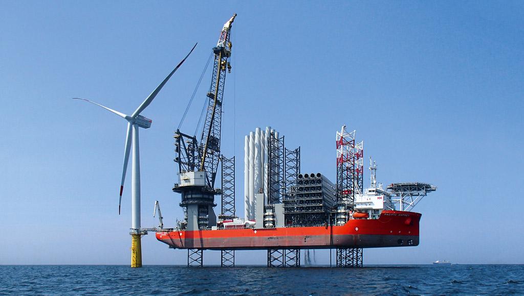 Біля берегів Японії побудують плавучі вітряні електростанції