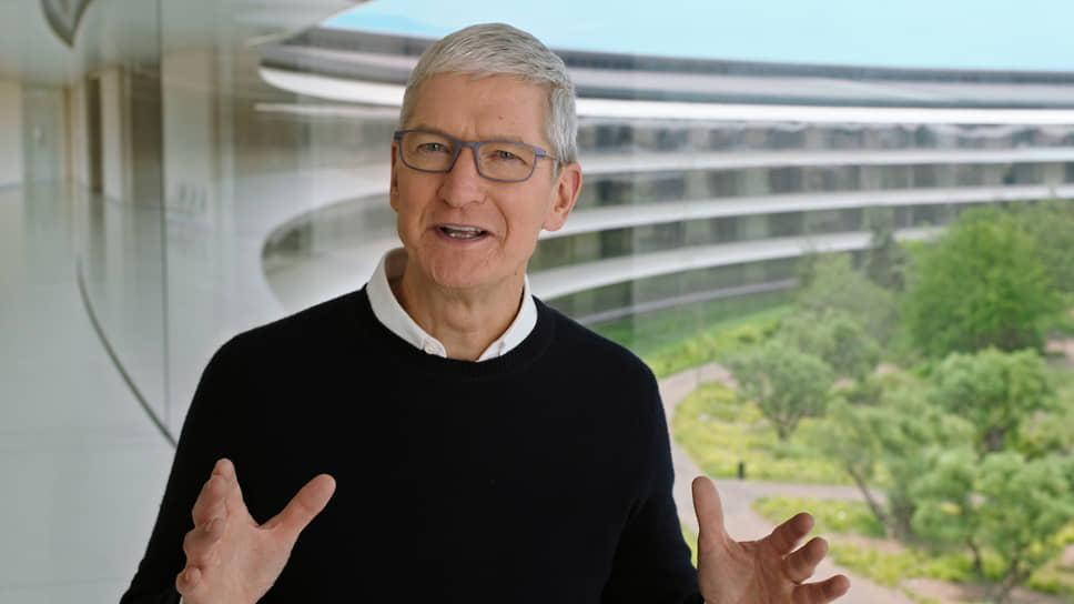 Тім Кук отримає акції Apple на $750 млн