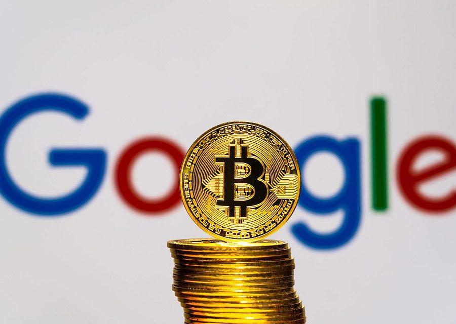 Google снял запрет на рекламу криптовалют на своих платформах