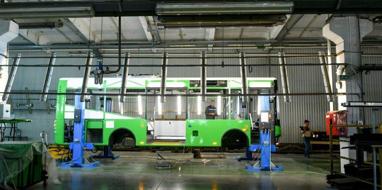 ЗАЗ займеться виробництвом автобусів під брендом Mercedes