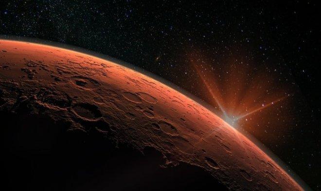 Вчені зафіксували зсув на Марсі, який видно з космосу