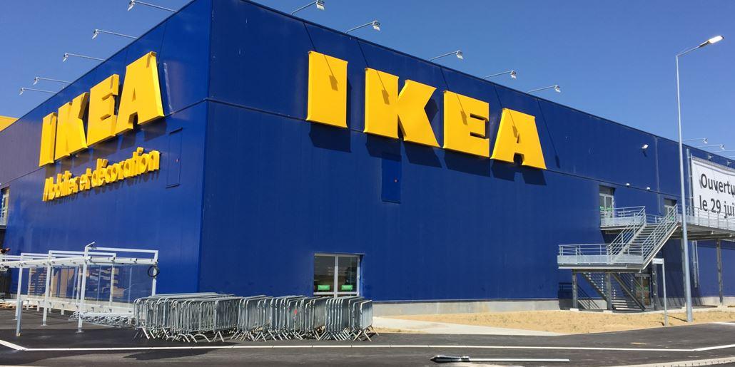 IKEA буде продавати у Швеції «екологічну» електроенергію