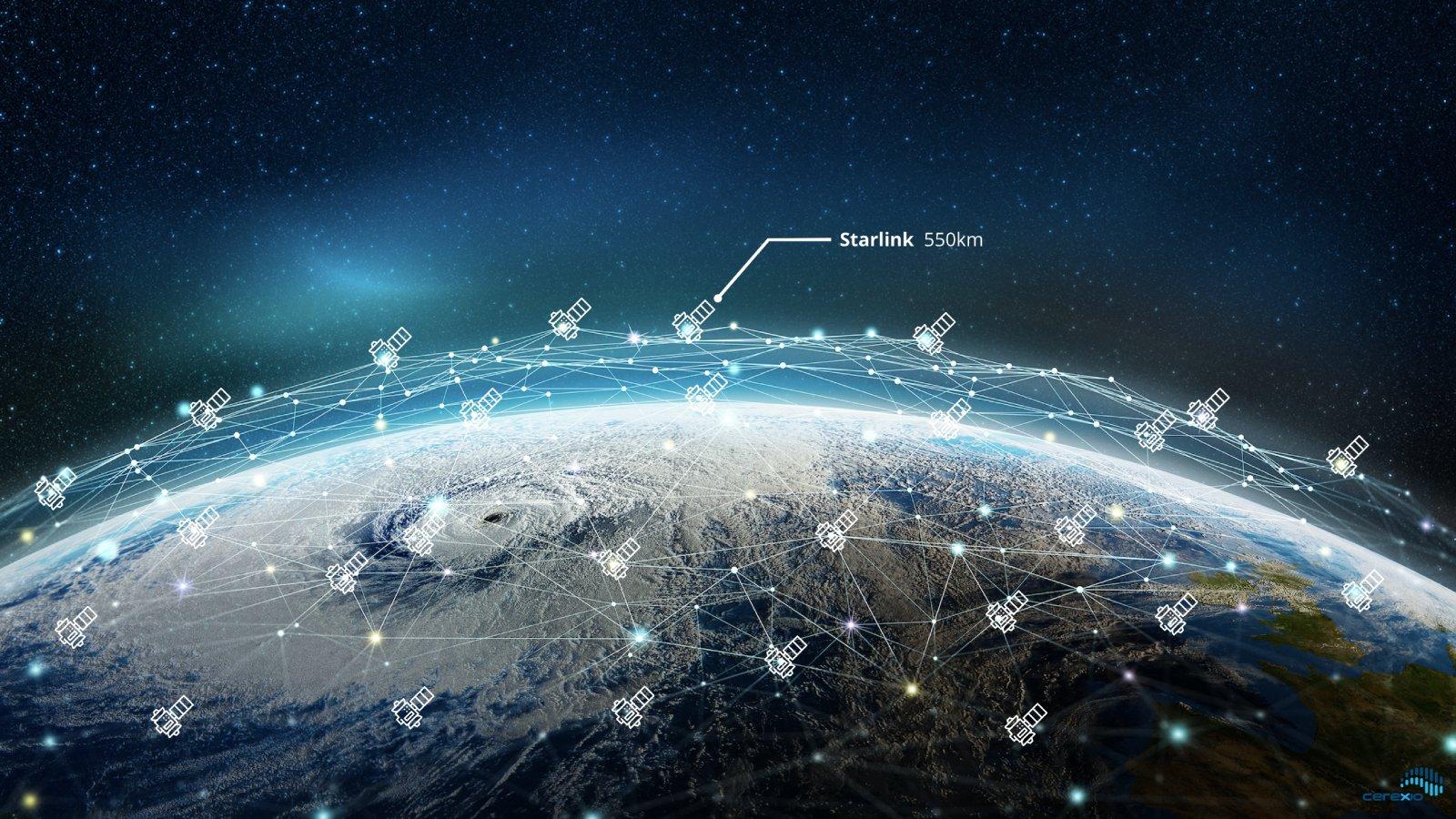 Starlink Маска получил разрешение на строительство спутниковой станции на  острове Мэн | processer.media