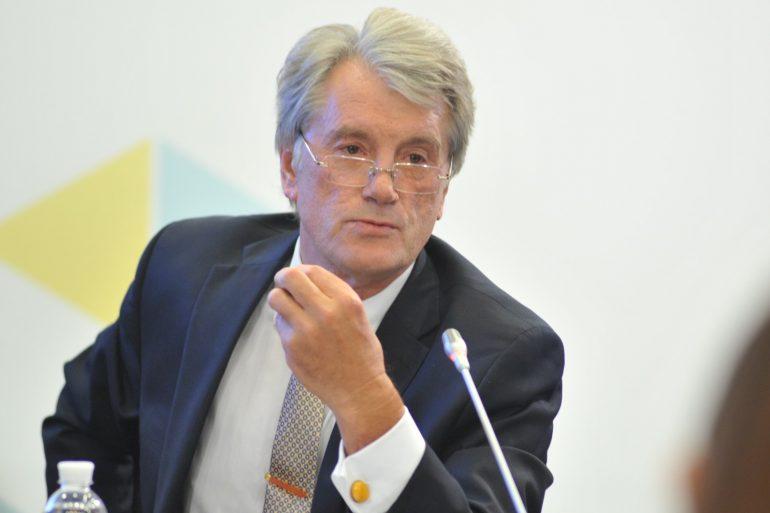 Як народжувалися гривня і фінсектор України: велике інтерв'ю з Віктором Ющенком