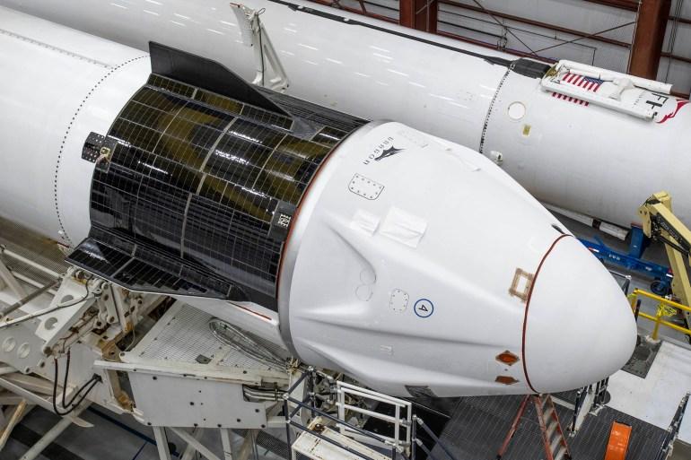 Завтра SpaceX запустить першу цивільну космічну місію Inspiration4