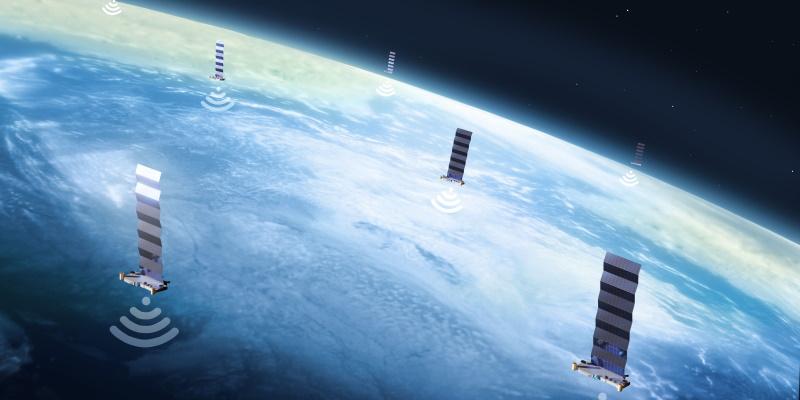 SpaceX запустила партію інтернет-супутників Starlink, оснащених лазерами