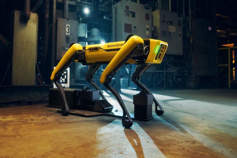 Hyundai використовує роботів Boston Dynamics для патрулювання своїх заводів