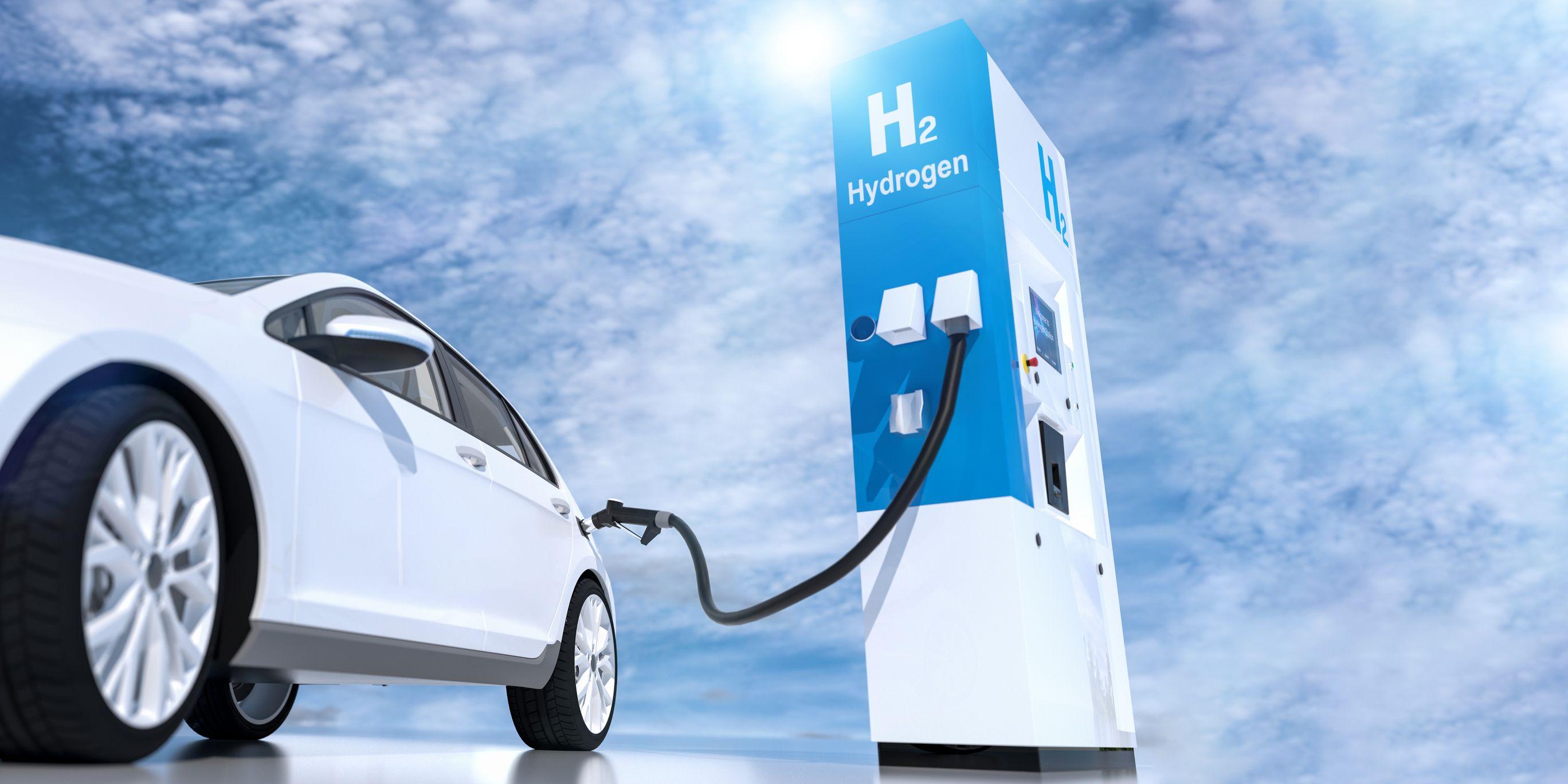 У наступному році в Україні з'явиться перша заправка для водневих автомобілів