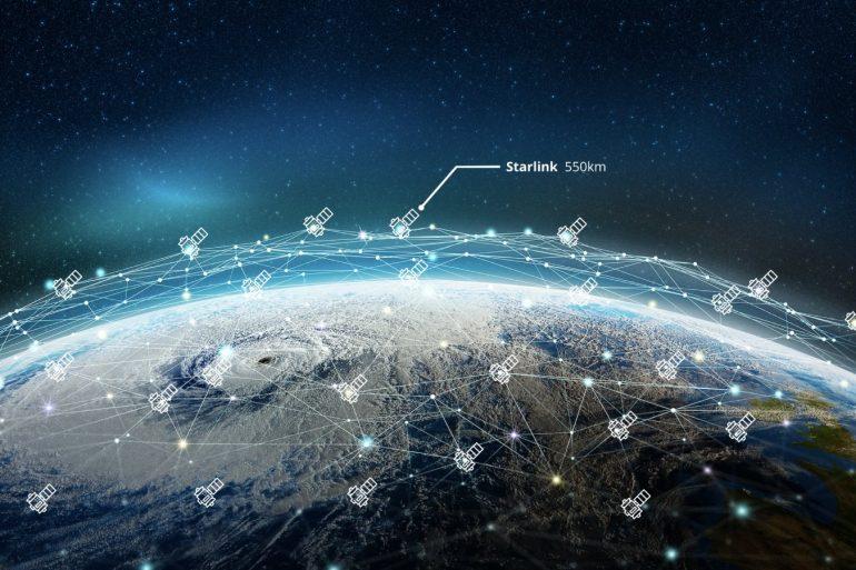SpaceX завтра запустить нову партію інтернет-супутників Starlink