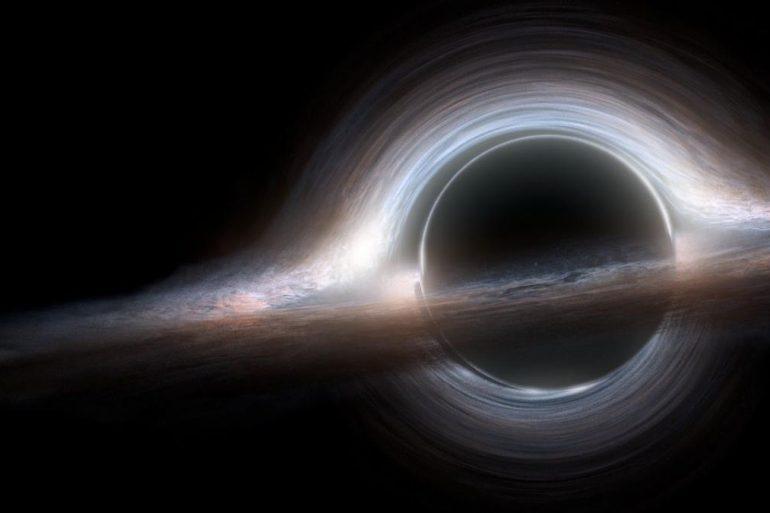 NASA опублікувала фото надмасивної чорної діри із сусідньої галактики