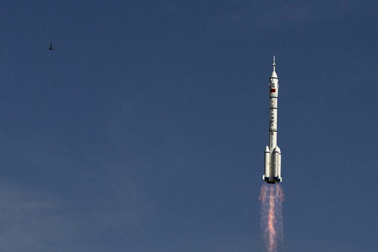 Китай запустить пілотований космічний корабель «Шеньчжоу-13»16 жовтня