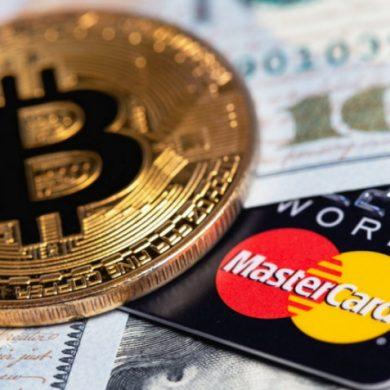 Mastercard запускает функцию платежей в криптовалюте