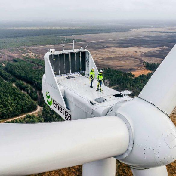 У Нідерландах запустили вітряну електростанцію, один оборот лопаті якої здатний забезпечити енергією багатоповерхівку