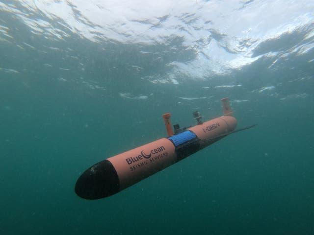 Британці створили підводний дрон, який працює три місяці без підзарядки