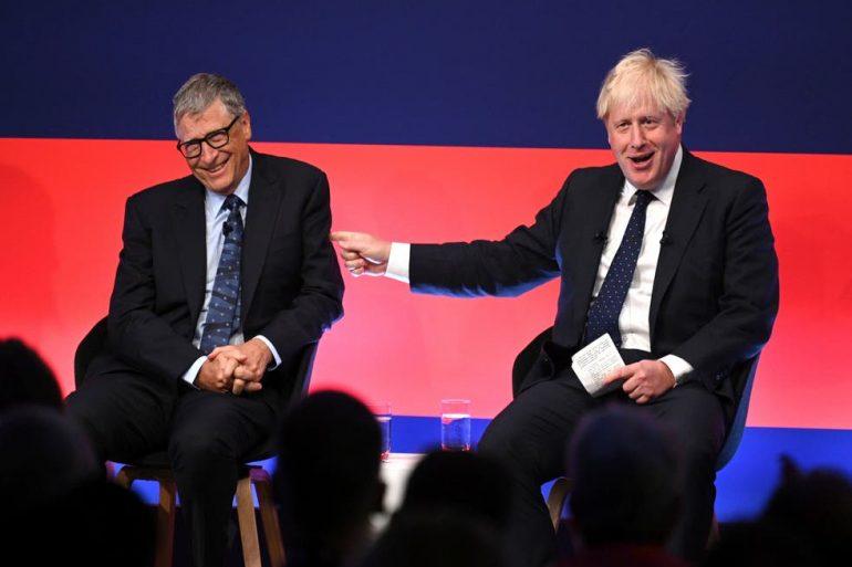 Великобританія підписала угоду з Біллом Гейтсом на $552 млн на розвиток екологічних технологій