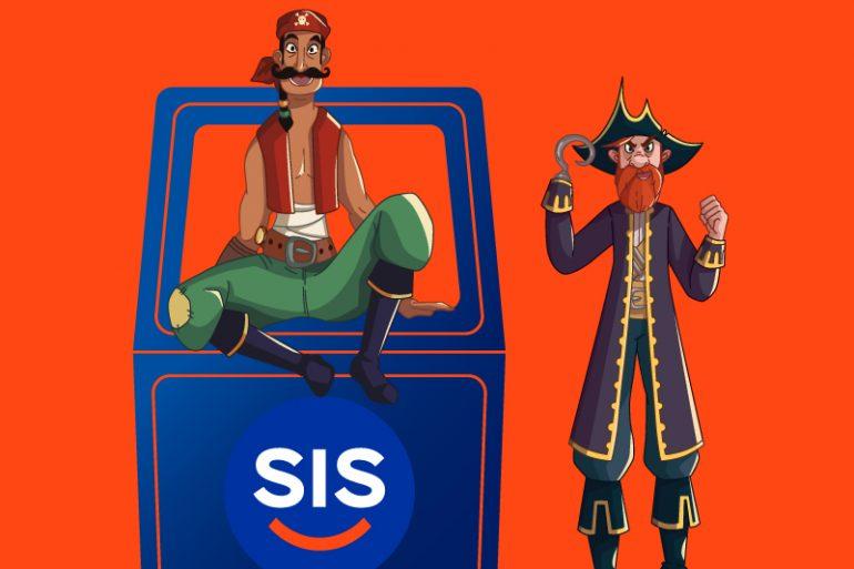 Фінтех компанія Sistema розробила гру з пошуку піратського золота і інтегрувала її в меню платіжного терміналу