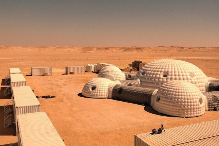 В ізраїльській пустелі почався експеримент із симуляції життя на Марсі