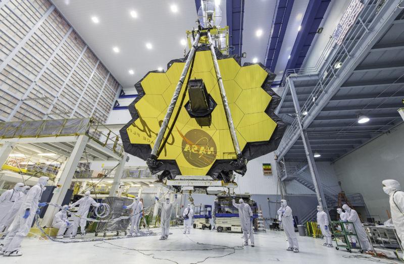 Космічний телескоп «Джеймс Уебб» доставили до місця запуску