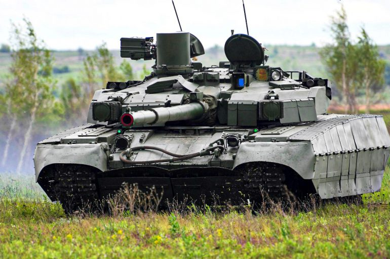 Український танк «Оплот» відправився до Сполучених Штатів
